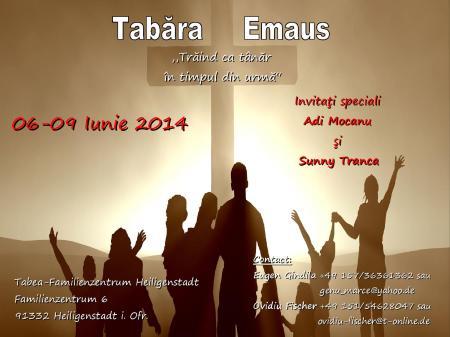 Emaus  flyer1