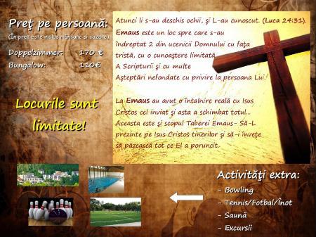 Emaus flyer2