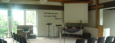 Biserica baptista Harul