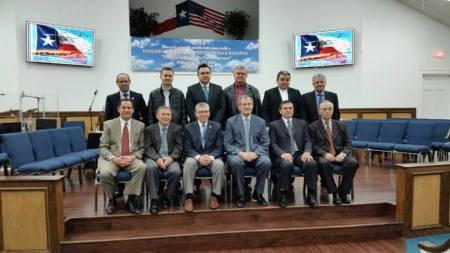 Conducerea Uniunii Bisericilor Penticostale Romane din Statele Unite si Canada